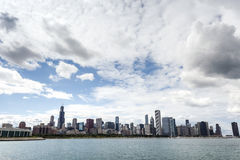 Chicago skyline, Illinois. Stock Image
