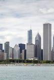 Chicago skyline, Illinois. Stock Images