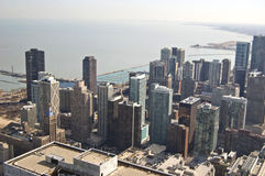 Chicago Skyline View During the Daytime Royalty Free Stock Photos