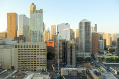 Chicago Skyline View Royalty Free Stock Photo