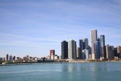 Chicago Skylne Royalty Free Stock Photography