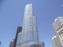 Chicago Skyscraper Royalty Free Stock Images