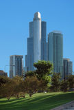 Chicago Skyscrapers Royalty Free Stock Images