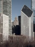 Chicago Skyscrapers Stock Photography