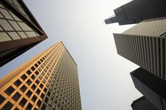 Chicago Skyscrapers Stock Image