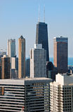Chicago Skyscrapers Royalty Free Stock Image