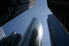 chicago skyskrapor Royaltyfri Bild