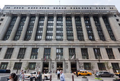 chicago stadshus royaltyfria foton