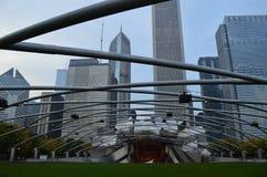 Chicago, Stany Zjednoczone Ameryka Fotografia Royalty Free