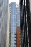 Chicago, Straßen Lizenzfreie Stockfotos