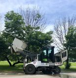 Chicago Street Cleaner Stock Photos