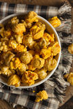 Chicago Style Caramel and Cheese Popcorn Royalty Free Stock Photos