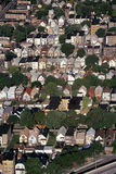 Chicago suburbs Stock Photo