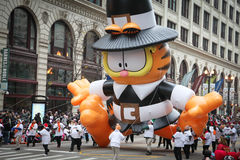 Chicago Thanksgiving Parade Royalty Free Stock Images