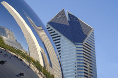 Free Chicago, The Bean Stock Images - 7395464