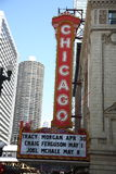 Chicago Theater Royalty Free Stock Photos