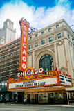 Chicago Theater Royalty Free Stock Image