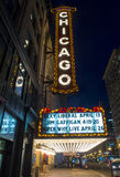 Chicago Theater Stock Photography