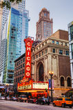 Chicago theather Stock Photos