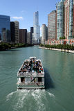 chicago torntrumf Royaltyfria Foton