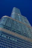chicago torntrumf Arkivfoton