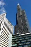 chicago tornwillis Royaltyfri Foto