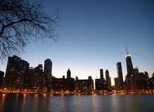 Chicago Towers Stock Images