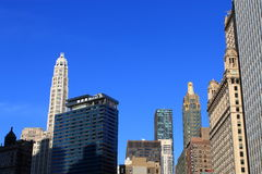 Chicago Towers Stock Photos