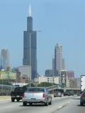 Chicago traffic Stock Photos