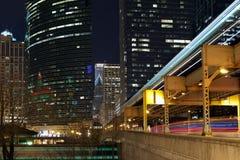 Chicago Transportation. Stock Image