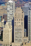 Chicago Tribune Building, Chicago, Illinois Stock Photos