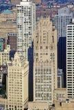 Chicago Tribune Building, Chicago, Illinois Stock Photos