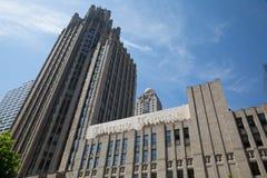 The Chicago Tribune building Royalty Free Stock Photos