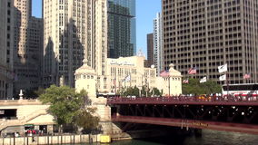 Chicago Tribune - City of Chicago stock footage