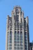 Chicago Tribune Tower Royalty Free Stock Photo