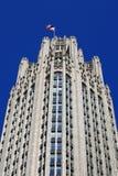 Chicago- Tribunegebäude stockfoto