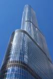 Chicago trumftorn Fotografering för Bildbyråer