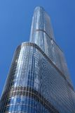 Chicago-Trumpfturm Stockbild