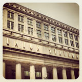 Chicago Union Station Royalty Free Stock Photography