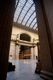 Chicago union station. Main hall at chicago union station Royalty Free Stock Image
