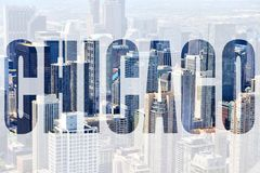 Chicago USA Stock Image