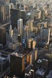 Chicago van de binnenstad. Royalty-vrije Stock Fotografie