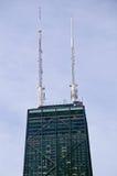Chicago van de binnenstad John Hancock stock fotografie