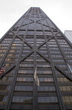 Chicago van de binnenstad John Hancock royalty-vrije stock foto's