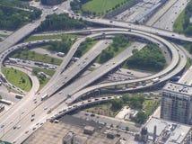 Chicago-Verkehr Stockbilder
