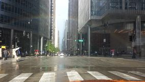 Chicago View Royalty Free Stock Photo