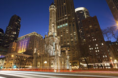 Chicago Water Tower Stock Images