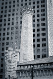 Chicago water tower Stock Image