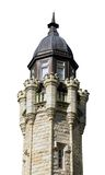 Chicago Water Tower Isolated Royalty Free Stock Photography