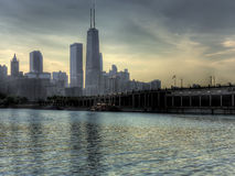 Chicago Waterfront Stock Photos